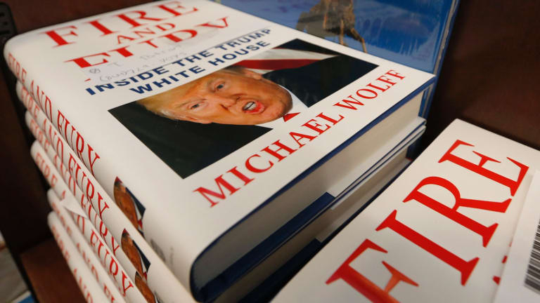Michael Wolff's <i>Fire and Fury</i> has become the fastest-selling nonfiction book in its publisher's 151-year-history.