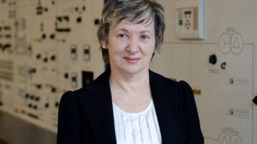 Professor Branka Vucetic is developing a team for a five-year  project.