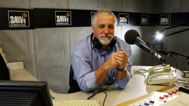 Radio presenter Neil Mitchell.