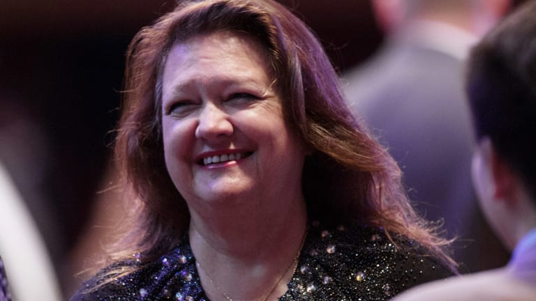 """Gina Rinehart: """"I am passionate about our agricultural industry and developing northern Australia."""""""