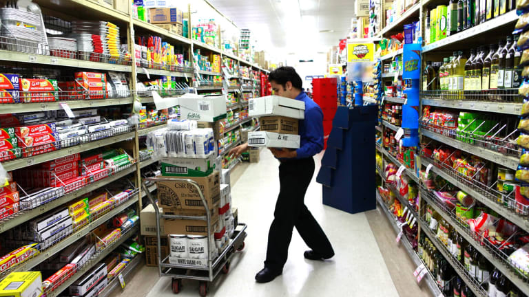 Retail is a critical job market entry point often used by people who want to combine work and study.
