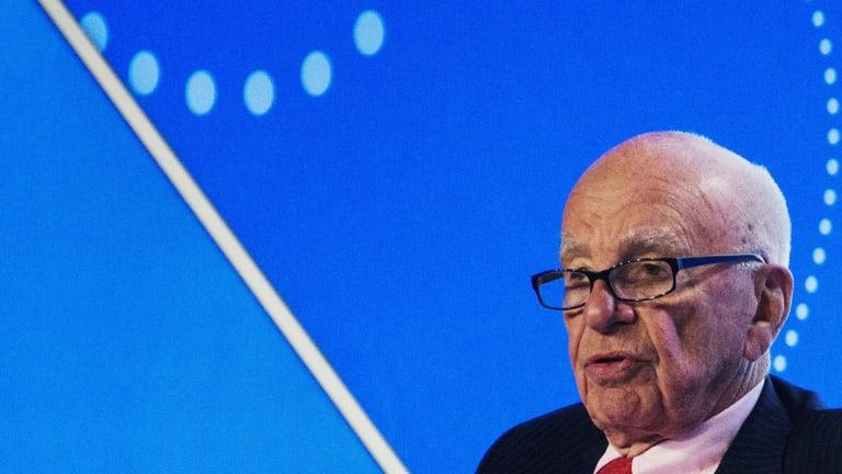 News Corp boss Rupert Murdoch has extended his reach in Queensland.