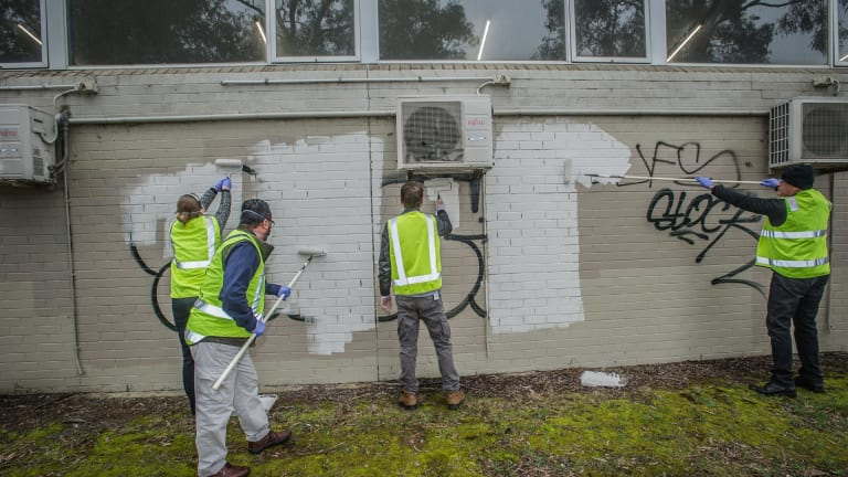 Community groups and individuals can get involved in a new scheme designed to reduce illegal graffiti.