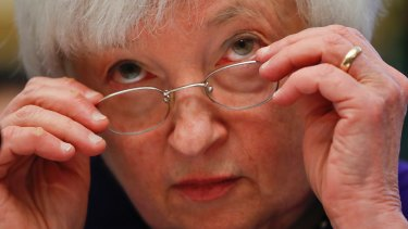 The S&P/ASX 200 and the broader All Ords both closed up 0.7 per cent ahead of the US Fed meeting to be chaired by Janet Yellen.