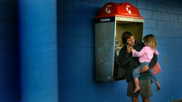 Funding for Australia's payphones is on the line