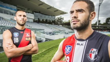 Eastlake will be the only Canberra side left in the NEAFL when  Ainslie drop out in 2016.