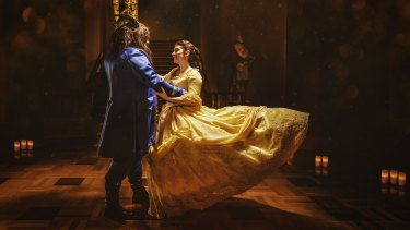 Windmill Theatre Company presents Disney's Beauty and the Beast.