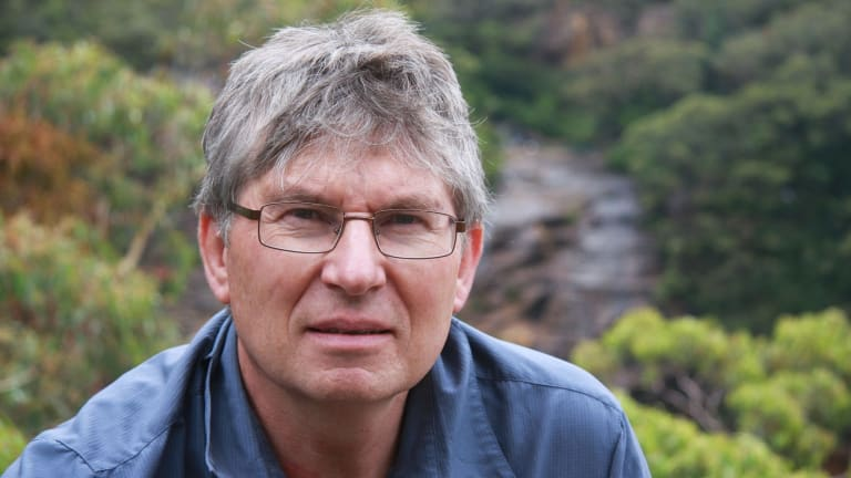Author and historian Iain McCalman.