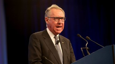 "ANZ and Coca-Cola Amatil chairman David Gonski says: ""Sameness is the most dangerous thing around a board table""."