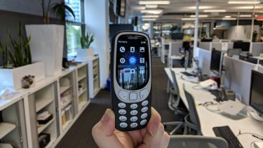 Tiny and simple, the Nokia 3310 3G is tough to recommend for anything other than nostalgic appeal, even at $90.