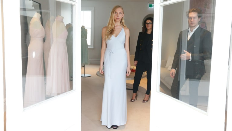 Bridesmaid Dresses Modernised And Customised By Local Designers