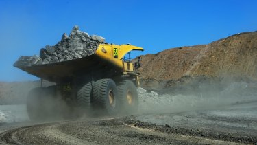 BHP's coal unit had a 3 per cent return on capital from its Australian mines last year as the prices of both metallurgical and thermal coal tumbled.