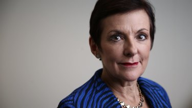 Australian Chamber of Commerce and Industry chief Kate Carnell.