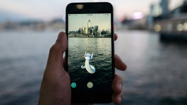 Whether a fan or not, Pokemon Go swept the world in 2016 bringing a smile to the year.