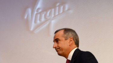 """We need to increase the growing customer loyalty to the Virgin Australia Group"": Virgin Australia boss John Borghetti."