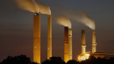 Global emissions of greenhouse gas have to fall to avoid dangerous climate change, scientists say.