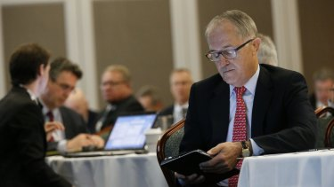 Prime Minister Malcolm Turnbull praised the Optus deal during his time as communications minister.