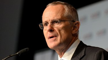 ACCC chairman Rod Sims has made it clear the agency will pursue higher penalties.