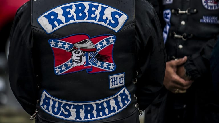 Rebels, the city's dominant bikie gang, would be in the sights of police, if armed with proposed anti-consorting laws.