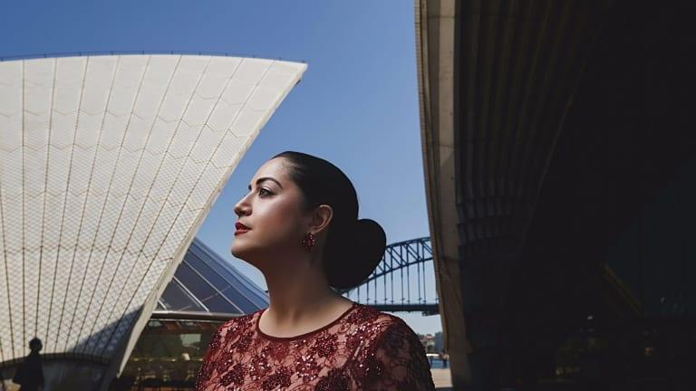 The Armenian-Australian soprano Natalie Aroyan will perform at Opera Australia's Great Opera Hits concert.