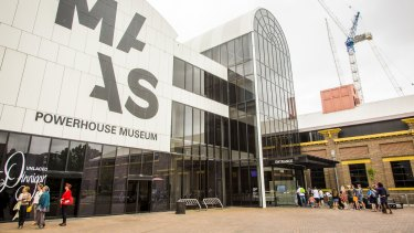 The NSW government may rezone the Powerhouse Museum's Ultimo site to increase its sale price to developers.