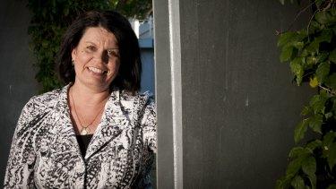Queensland Senator Joanna Lindgren.