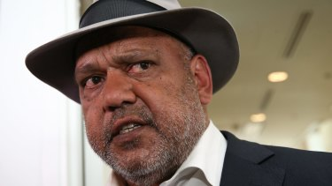 Noel Pearson was among the four Indigenous leaders who met Tony Abbott.
