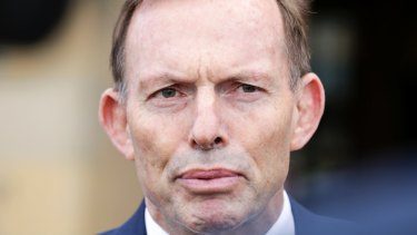 "Tony Abbott used the assault on Friday to condemn the ""ugliness"" of some same-sex marriage supporters."