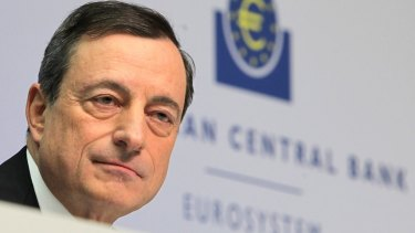 The new quantitative easing programme will release 60 billion euros ($84.5 billion) a month into the economy