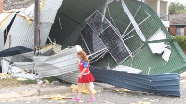 """""""If their property were to be destroyed they just wouldn't be able to resume the quality of life they had"""": Campbell Fuller, Insurance Council of Australia."""