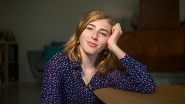 Georgie Stone as been named the 2016 GLBTI Person of the Year.