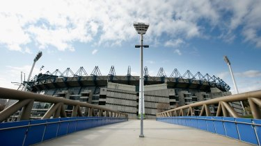 The MCG featured in the latest Islamic State call to arms.