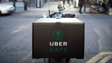 The promotion for UberEats perpetuated sexism in India, social media users said.
