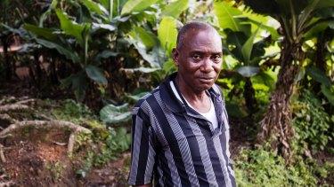 Saidu Bangura, the best friend of Mohamed Mansaray.