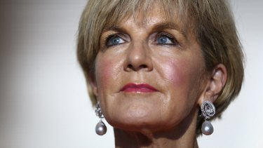 "Foreign Affairs Minister Julie Bishop said Australia remained an ""active member"" of the global coalition to defeat Islamic State."