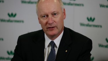 Richard Goyder warned that 'preference gaming' had led to the election of people on the back of very few votes.