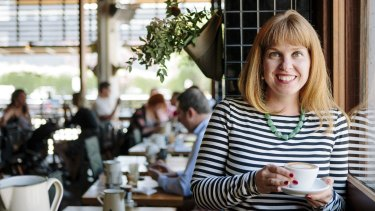 Walk Melbourne Tours owner and guide Monique Bayer is learning new things every day.