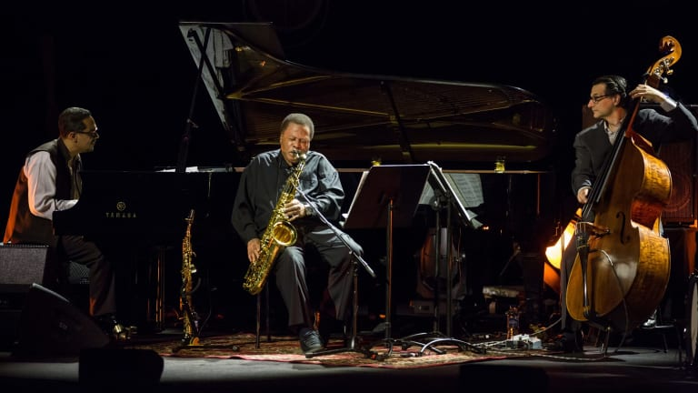 The Wayne Shorter Quartet at the Sydney Opera House.