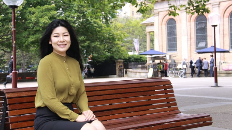 Margaret Sui, an associate with Shine Lawyers, helps clients claim compensation for personal injury.