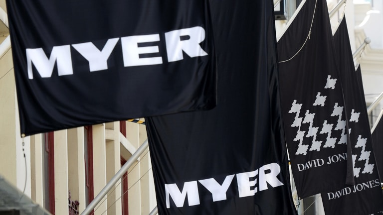 Myer said the slide towards concession stores had gone too far.