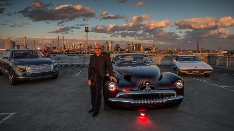 Richard Ferlazzo, Holden GM's director of industrial design, says the company is arguably one of the world's oldest maker of cars.
