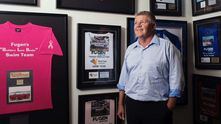 Stephen Flannery, managing director of Fugen Constructions.