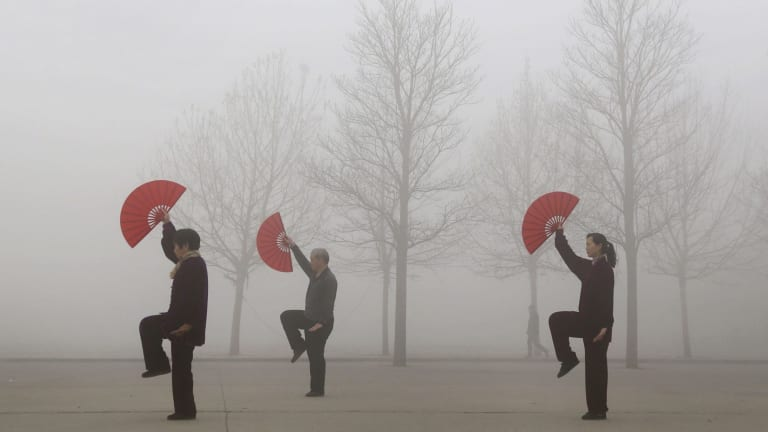 China's adoption of a new economic strategy will likely see its emissions peak five years earlier than it has pledged.