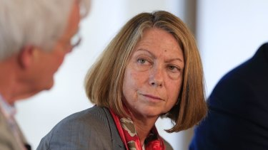 Jill Abramson, former executive editor of The New York Times.