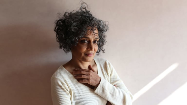 Arundhati Roy's collection My Seditious Heart will be published in June.