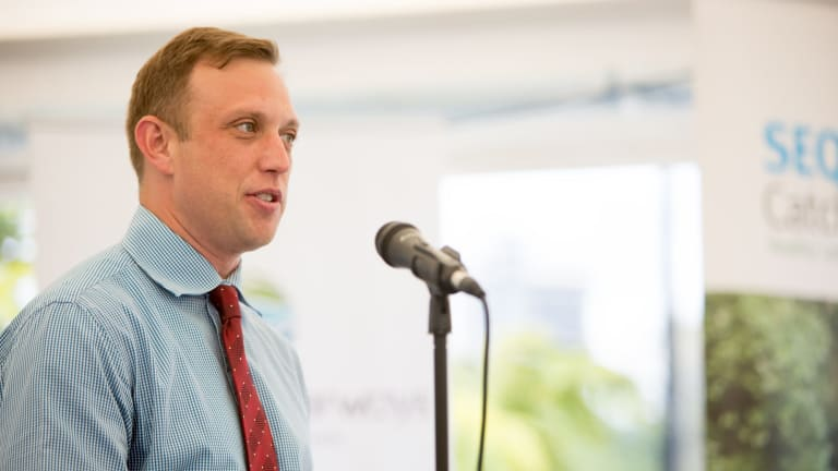 Environment Minister Steven Miles said climate change could mean some crops would grow better in new areas.