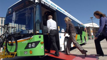 The Auditor-General says the wage deal for bus drivers hampers a flexible service.