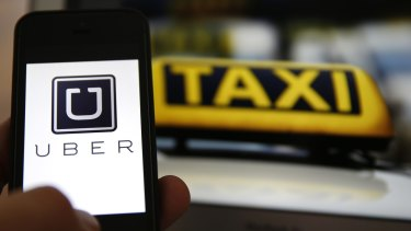 Uber vs taxis: the fight steps up in Victoria.