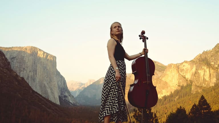 Monique Clare will be performing at the National Folk Festival 2018.
