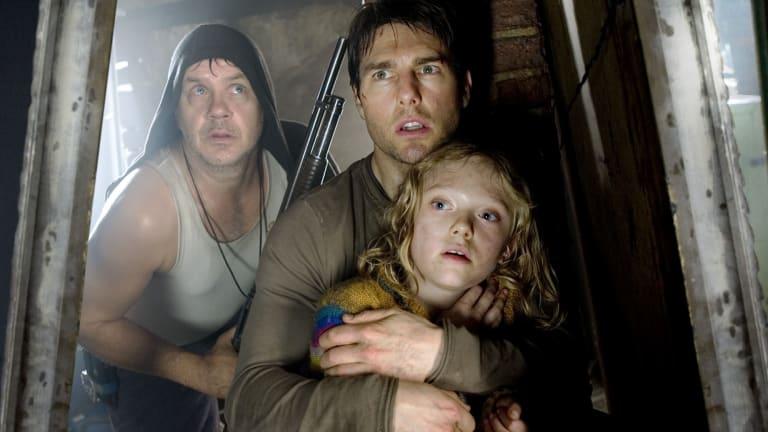 Tim Robbins, Tom Cruise and Dakota Fanning star in Steven Spielberg's